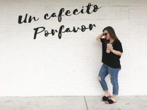 Un Cafecito Porfavor Mural
