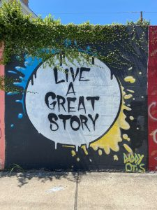 Live A Great Story