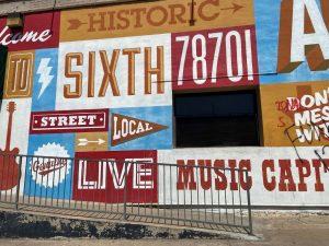 Historic 6th Street Mural