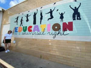 Education Mural