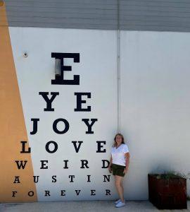 Eye Joy Mural