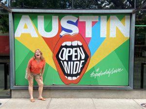 Austin Open Wide