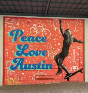Peave Love Austin