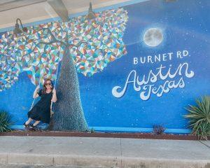Swing Mural in Austin