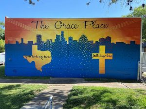 The Grace Place Mural
